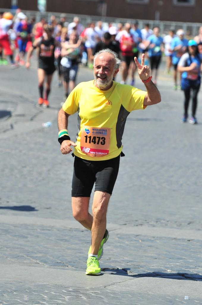 maratona roma 2016